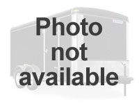 20015 BLACK HILLS TRAILERS BH ENCLOSED 8'X20′