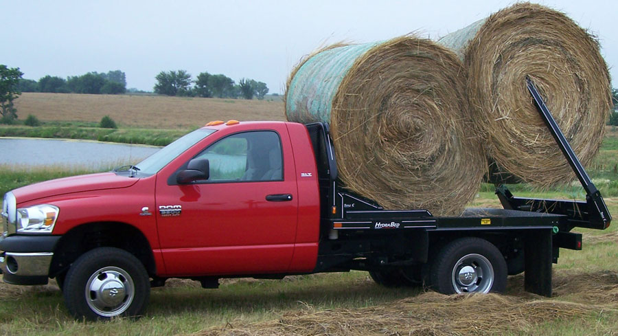 Used Bale Bed Pickups For Sale