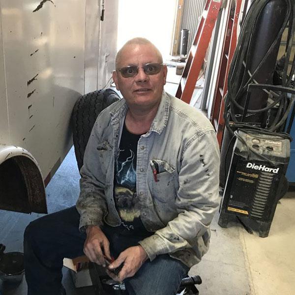Tom, Welder, Service Tech